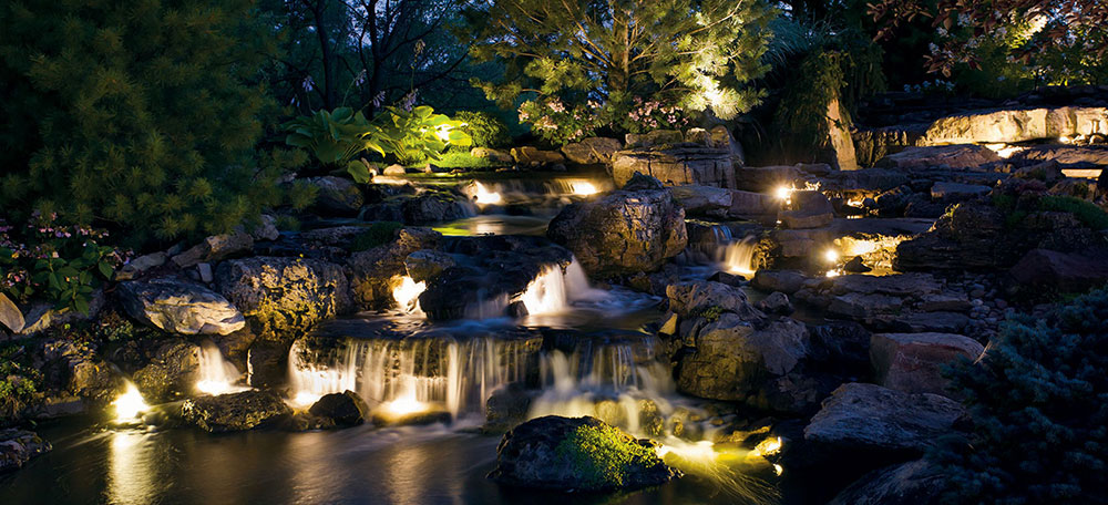 Choosing the Best Landscape Lighting Kits