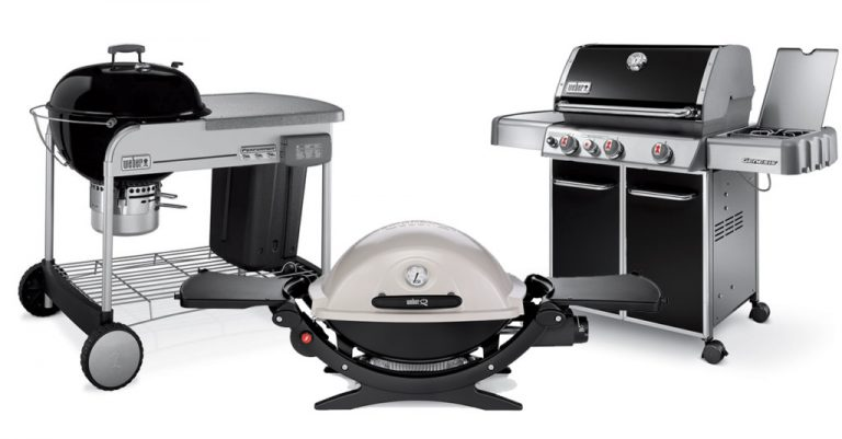 finding the right grill - outdoor grill station