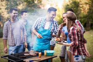 Outdoor party planning ideas