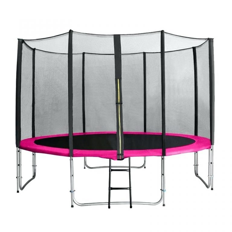 nets and enclosures for trampolines