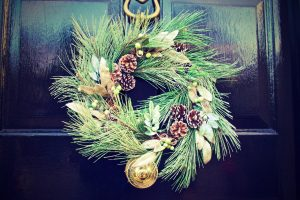 Wreath with Mesh