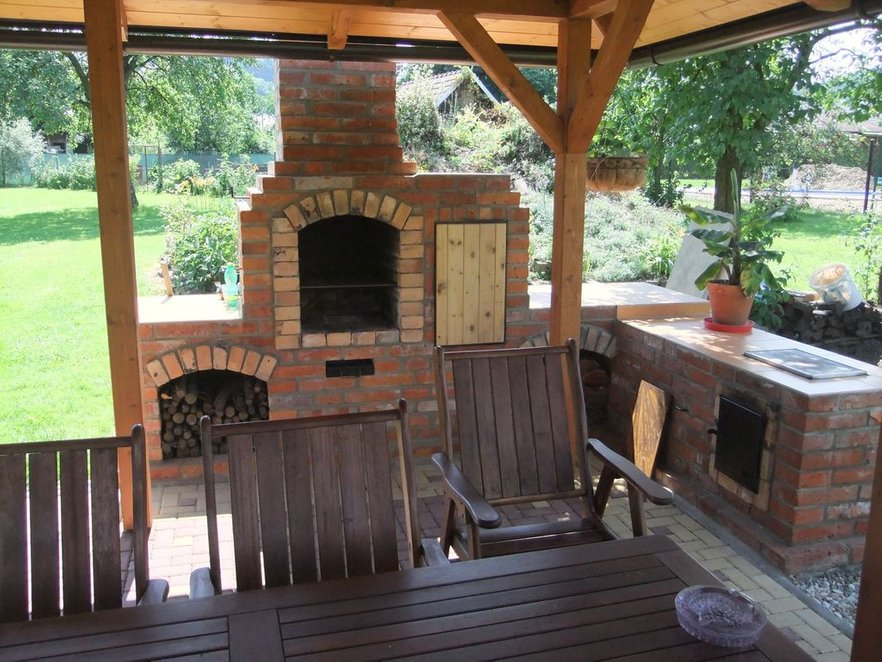 Grill Outdoor Fireplace