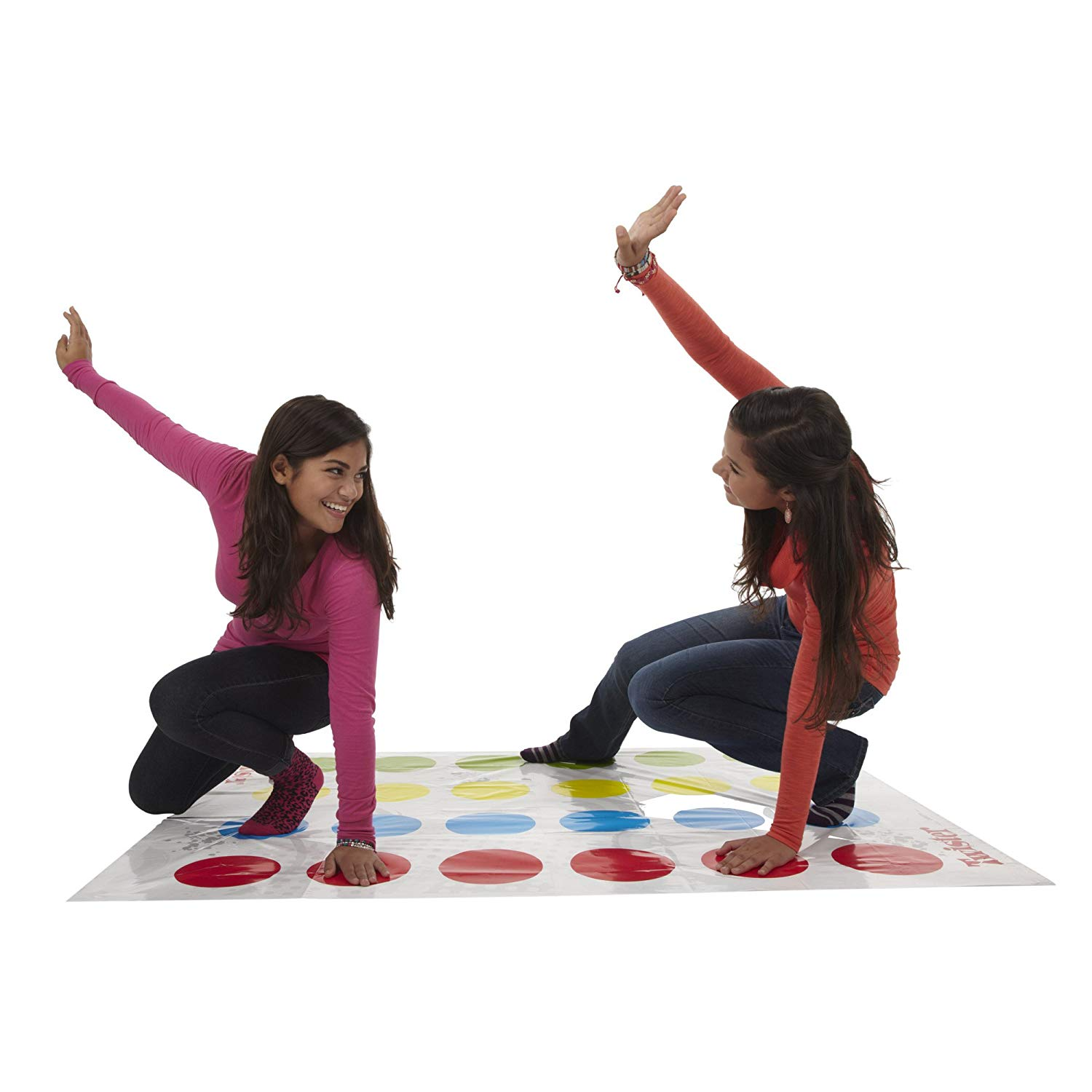 playing Twister (EA)